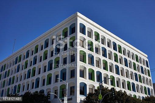 istock Quantcast Headquarters in San Francisco 1213121431