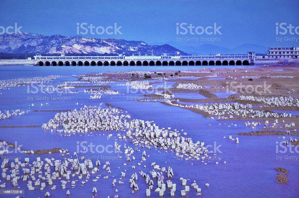Quanzhou, Loyang Bridge stock photo