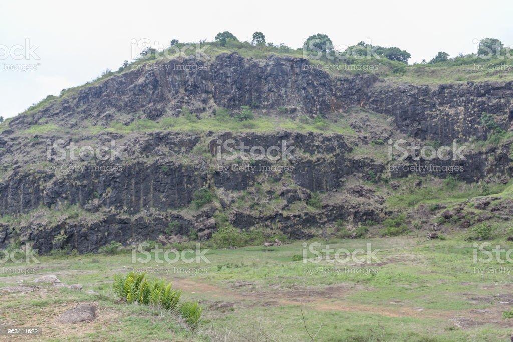 Quarry stone - Royaltyfri Berg Bildbanksbilder