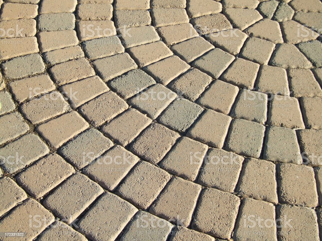 Quarter Concentric royalty-free stock photo