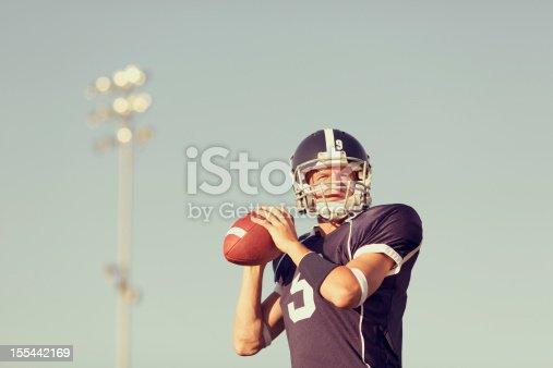 istock Quarterback 155442169
