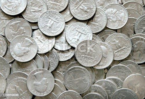 Lots of quarters!