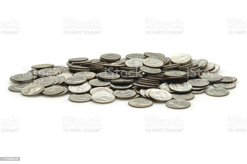 Quarters mit Path – Foto