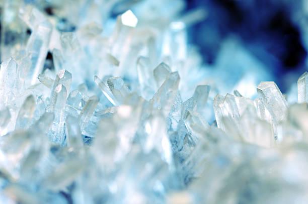 kwarc crystal - minerał zdjęcia i obrazy z banku zdjęć