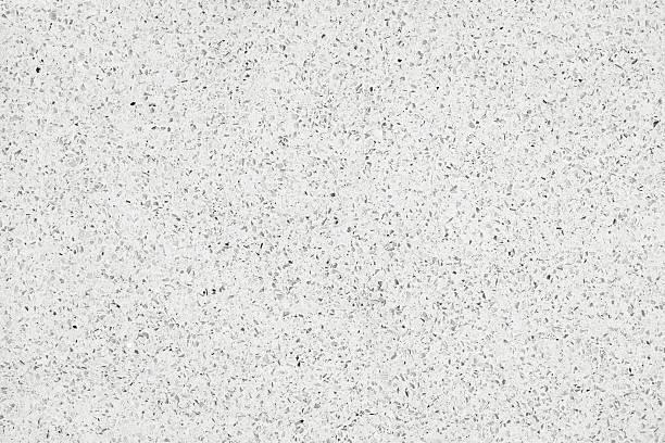 quarz-oberflächen für bad oder küche arbeitsplatte - grauflecken stock-fotos und bilder