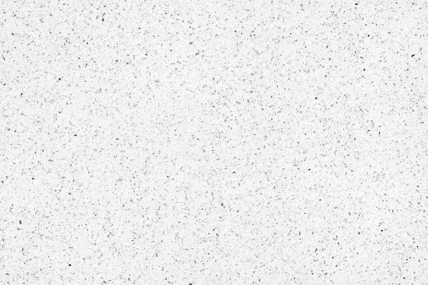 quartz surface white for bathroom or kitchen countertop - spotted stock pictures, royalty-free photos & images