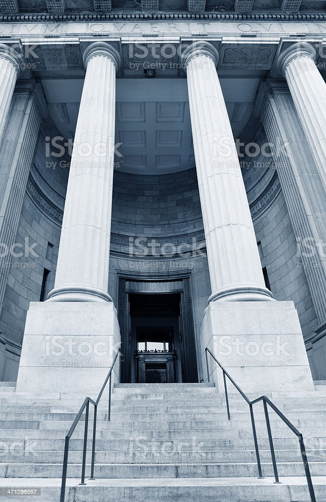 Quebec Court of Appeal in Montreal royalty-free stock photo
