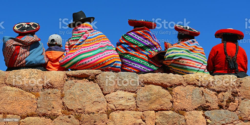 Quechua Indigenous – Foto