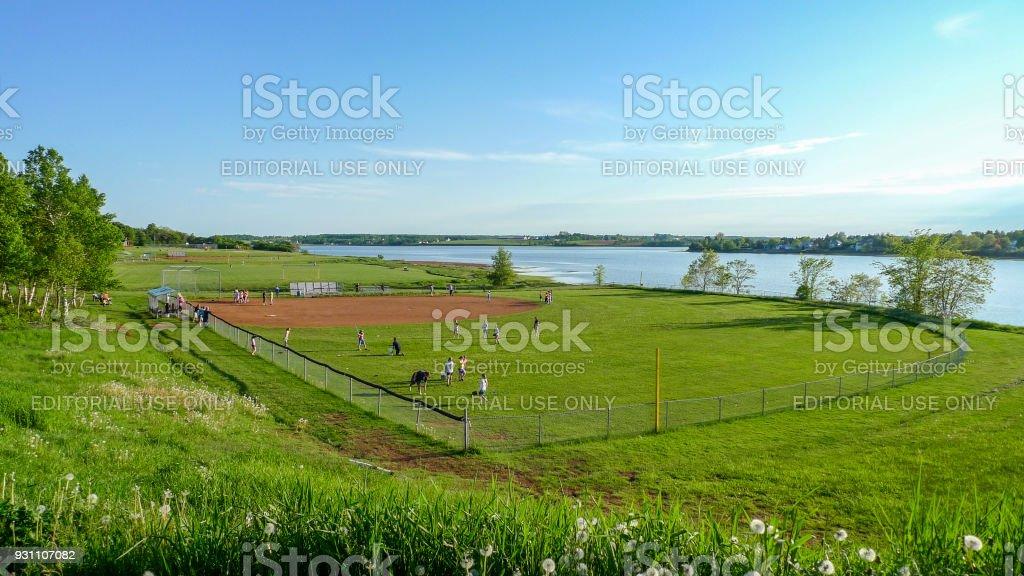 Kralice Elizabeth Parkı, Charlottetown - Royalty-free Ada Stok görsel