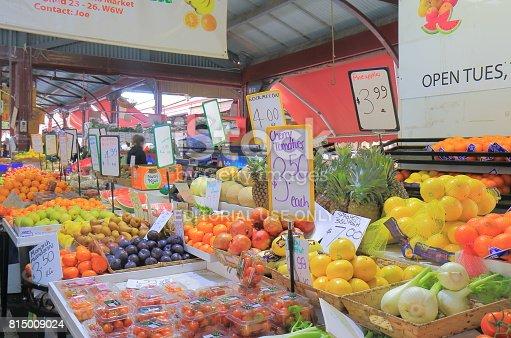 istock Queen Victoria Market Melbourne Australia 815009024