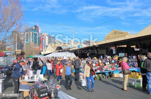 istock Queen Victoria Market Melbourne Australia 815485882