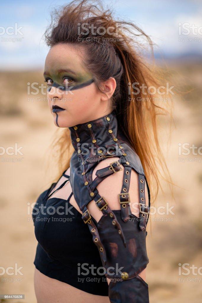 Queens of the Apocalypse stock photo