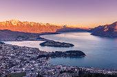 istock Queenstown and Lake Wakatipu 520263319