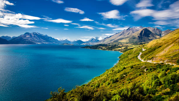 queenstown, new zealand - nzgmw2017 stock pictures, royalty-free photos & images