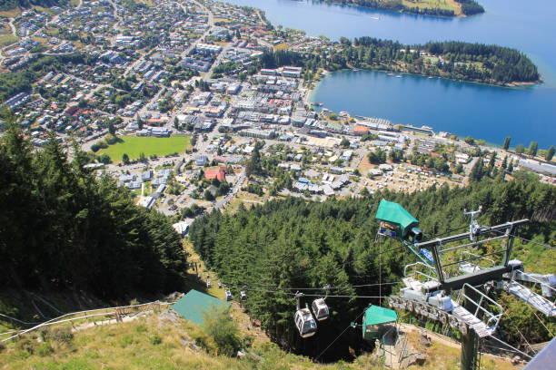 Queenstown, Neuseeland – Foto
