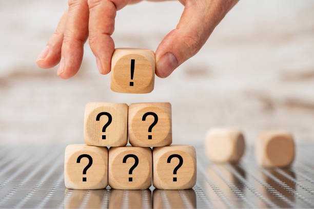 Frage und Antwort – Foto