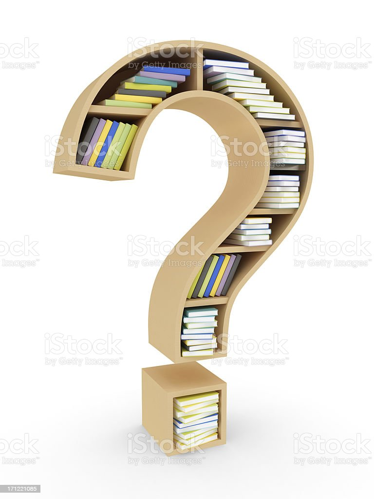 Question Concepts stock photo