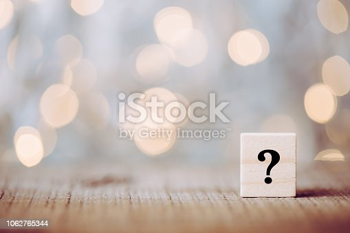 istock Question Mark Block 1062765344