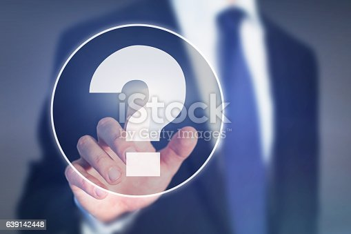 istock question mark, business help concept, ask expert 639142448