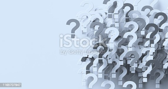 istock Question Mark Concept 1165707947