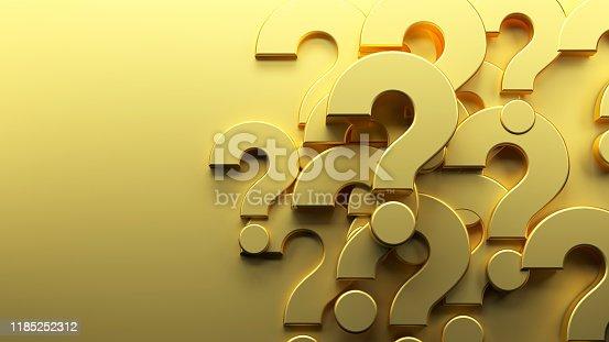 istock Question Mark Concept 1185252312