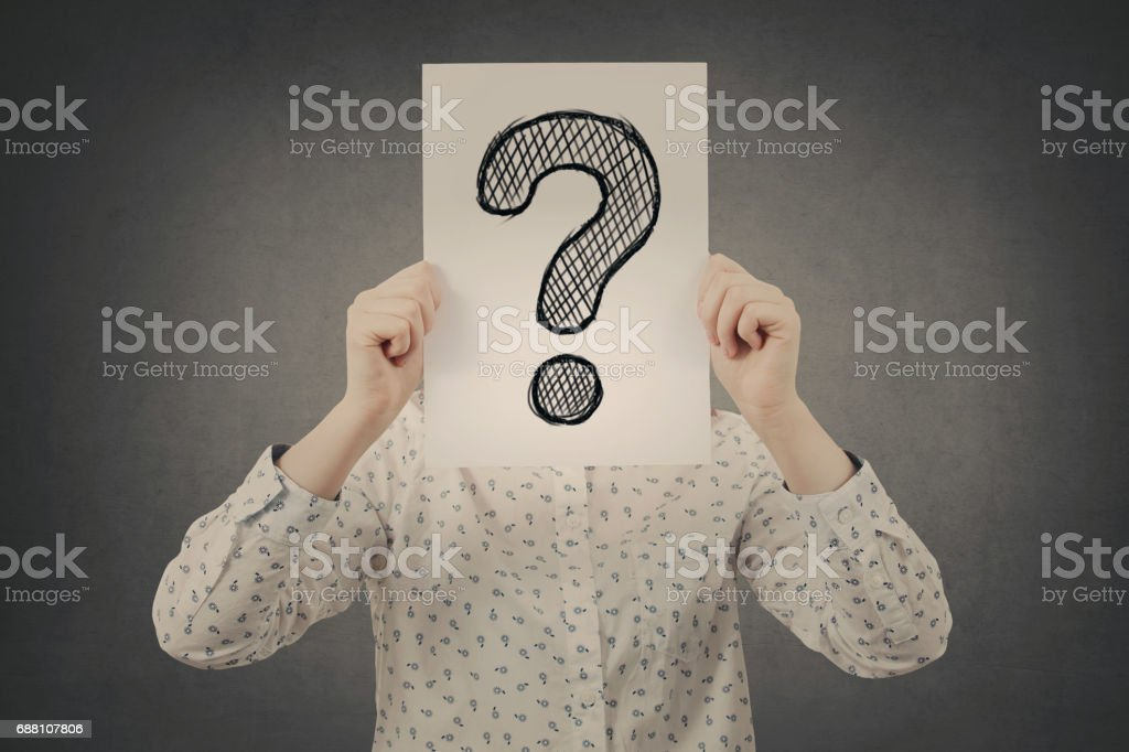 question mark – Foto