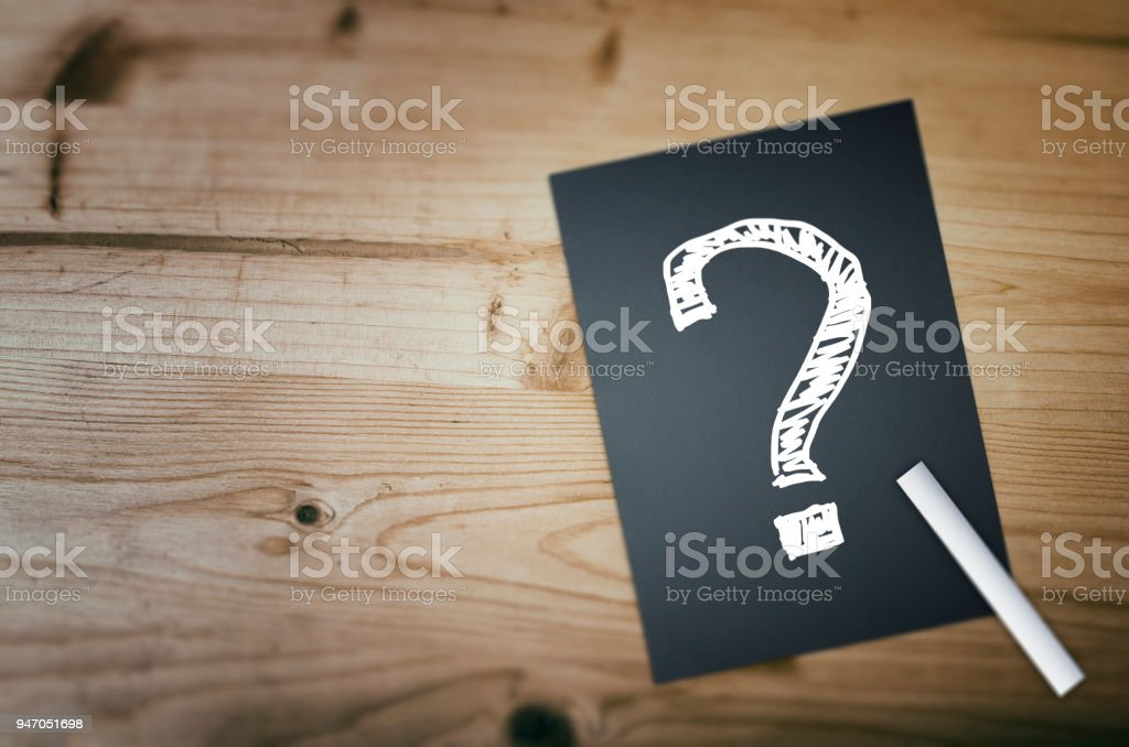 Question mark - Royalty-free Asking Stock Photo