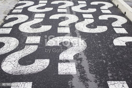istock Question Marks Street 507853503