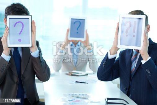 928855610istockphoto Questionable points 171278588