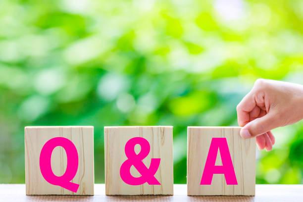Fragen und Antworten – Foto