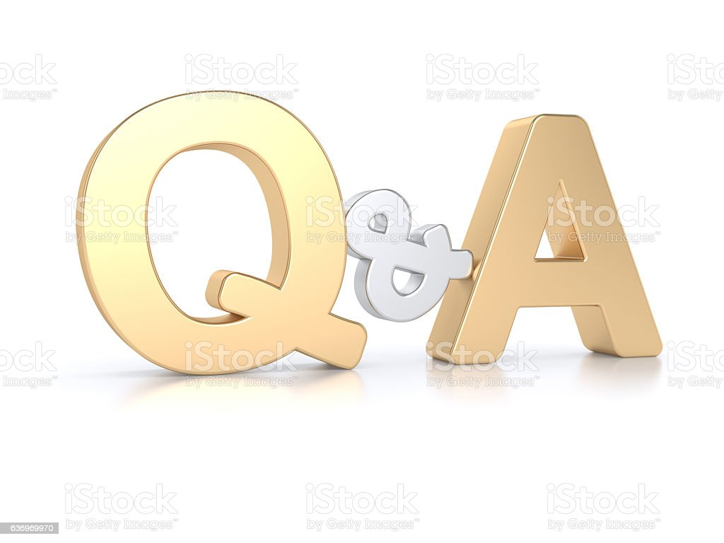 Questions and Answers foto