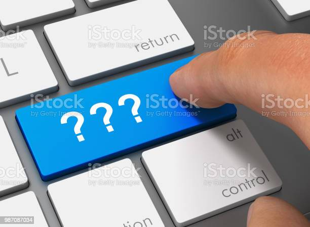 Questions pushing keyboard with finger 3d illustration picture id987087034?b=1&k=6&m=987087034&s=612x612&h=dbezsp5tjyxcinf65gyhrn2fxo 8dx2ehmuxh r7jxm=