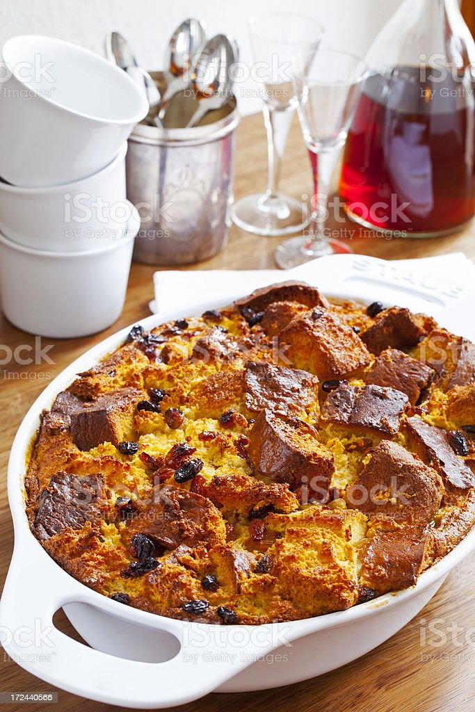 Quiche on the Table royalty-free stock photo