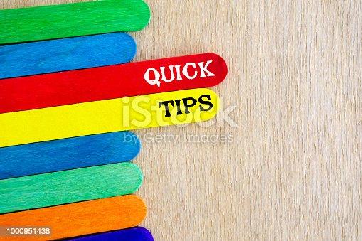 istock Quick Tips 1000951438