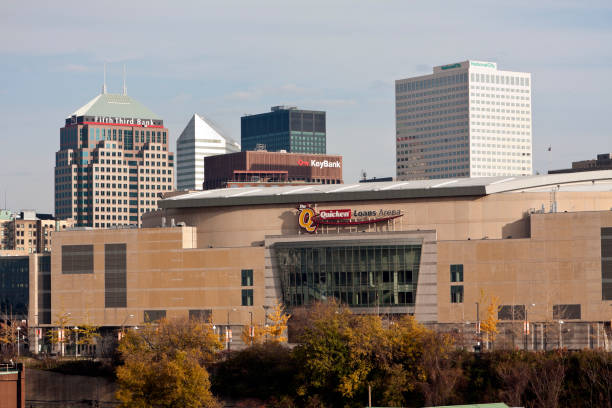 Royalty Free Quicken Loans Arena Pictures Images And Stock Photos