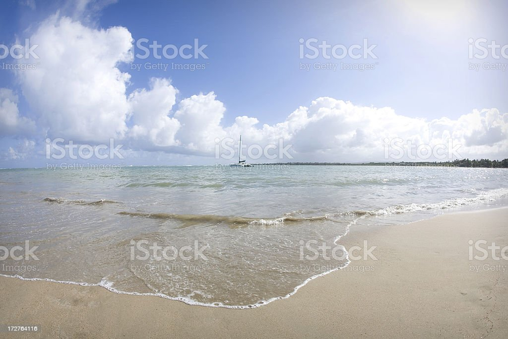 Quiet moment royalty-free stock photo