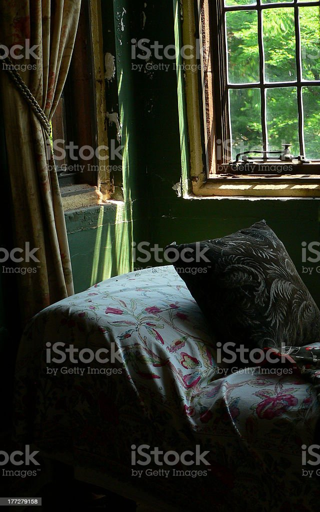 quiet spot - Royalty-free Alcove Stock Photo