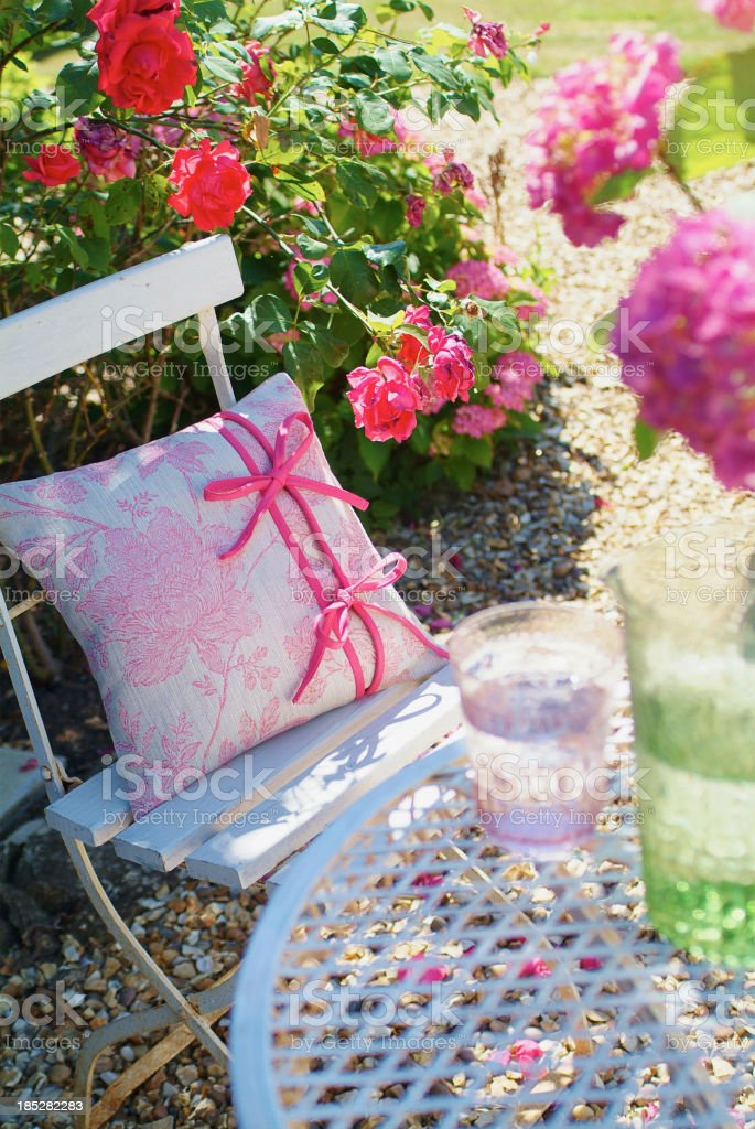 Quiet summers day royalty-free stock photo
