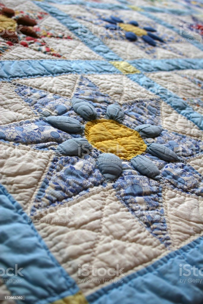 Quilt Series 5 royalty-free stock photo
