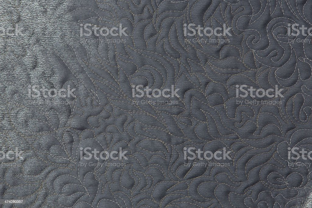 Quilted background royalty-free stock photo
