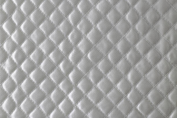 Quilted Blanket stock photo
