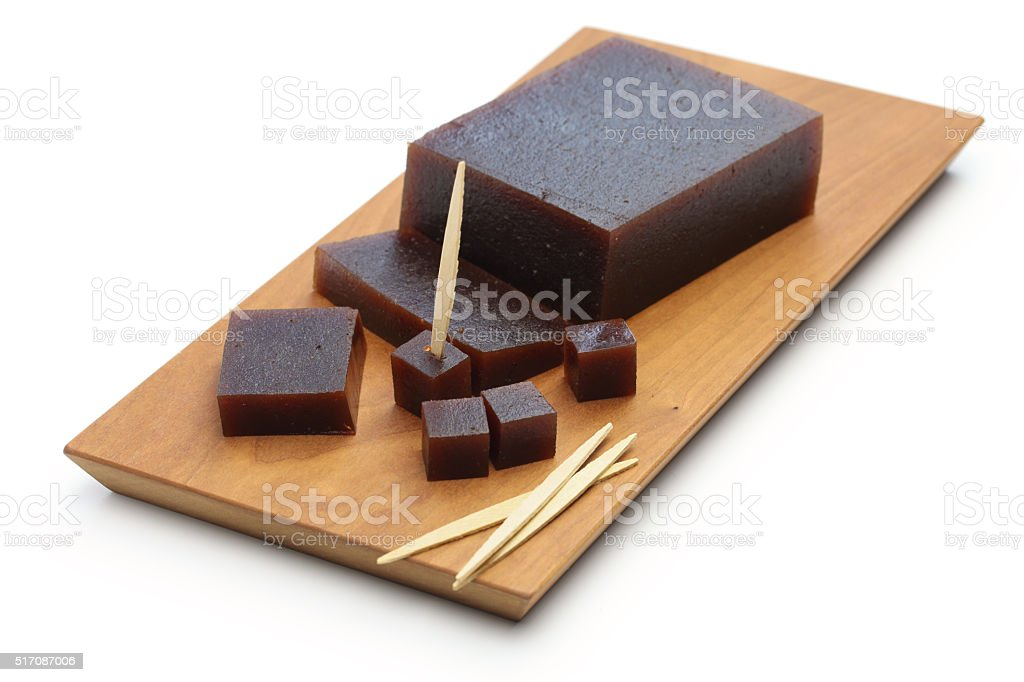 quince cheese, dulce de membrillo stock photo