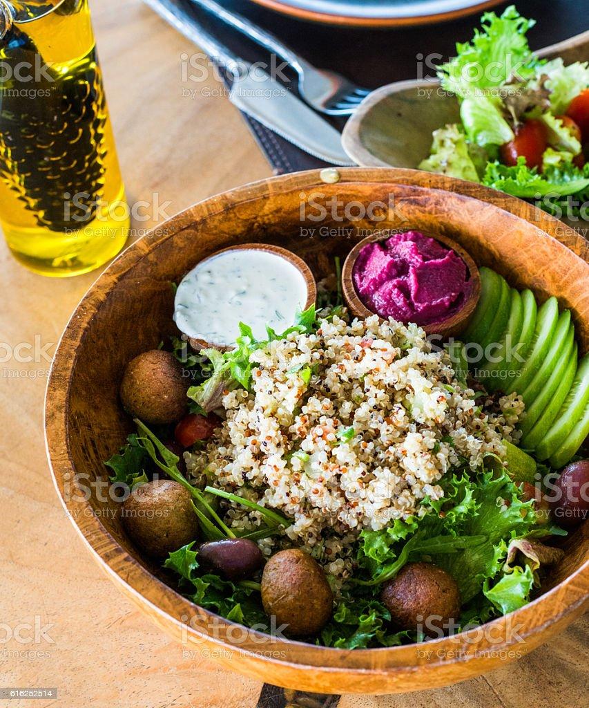 Quinoa bowl - Photo