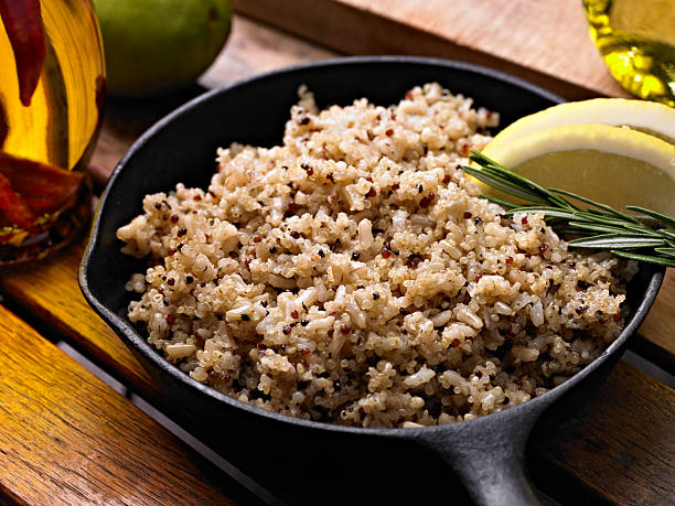 quinoa - quinoa stock photos and pictures