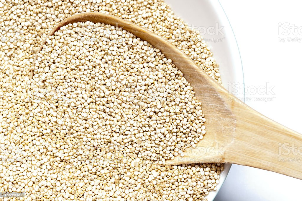 Quinoa royalty-free stock photo
