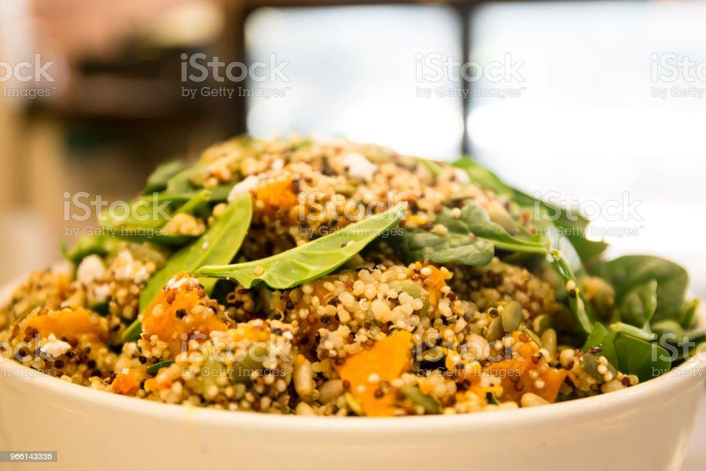 Quinoa salad - Royalty-free Antioxidant Stock Photo