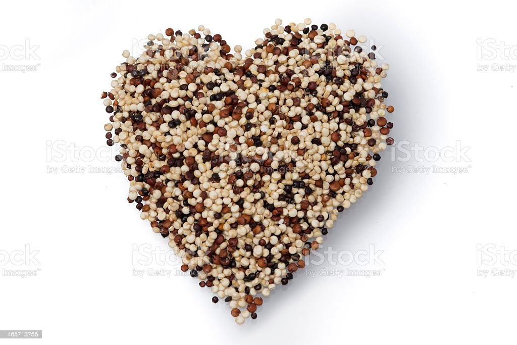 quinoa superfoods royalty-free stock photo
