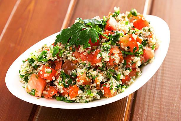 Quinoa tabouleh – Foto
