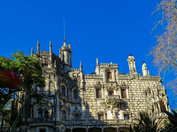 昆塔達雷蓋拉宮-辛特拉-葡萄牙圖像檔