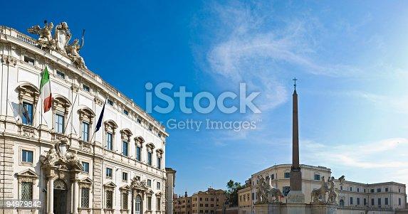 istock Quirinale, Roma 94979842